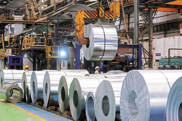 Quality Control Of Iron And Steel In India