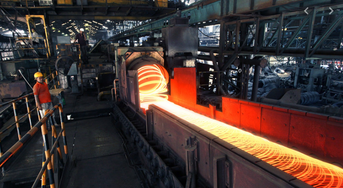 The Types Factory Of Iron And Steel In India