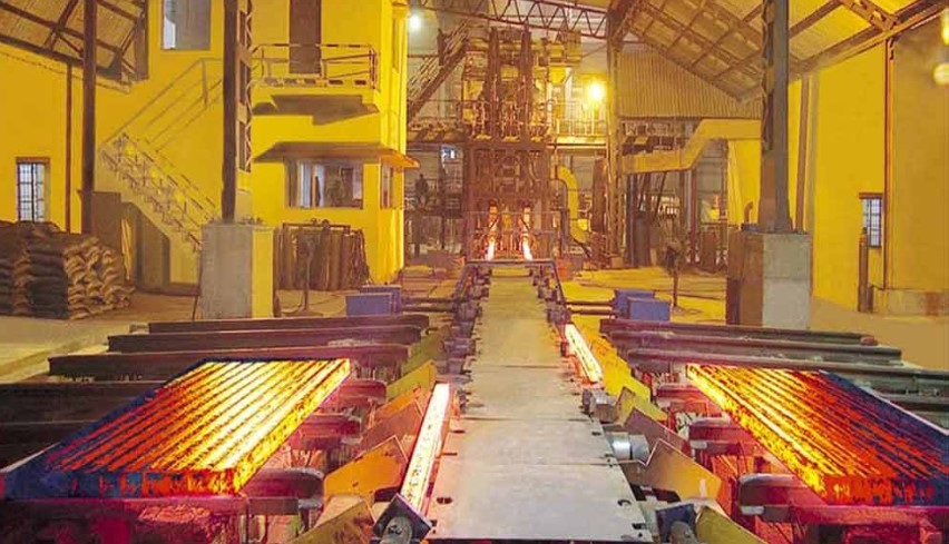The Development Of Iron And Steel In India Is Very Rapid