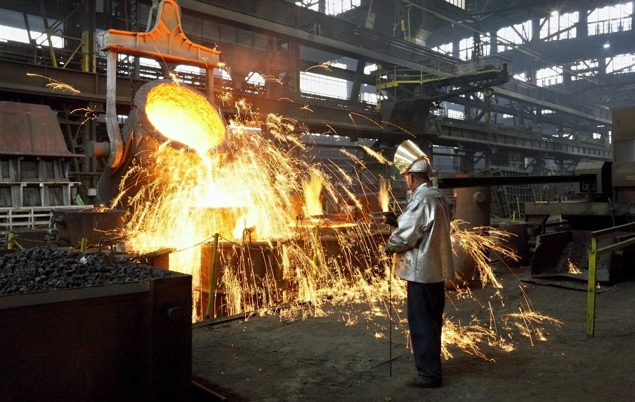The History Of Iron And Steel In India